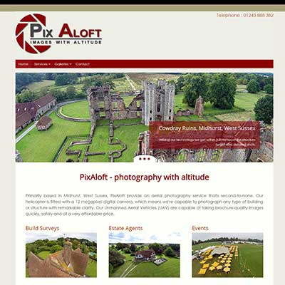 Pixaloft.com - Images with Altitude