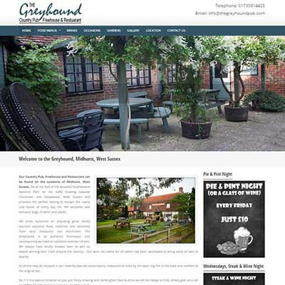 thegreyhoundpub.com - Country Pub, Resturant & Freehouse